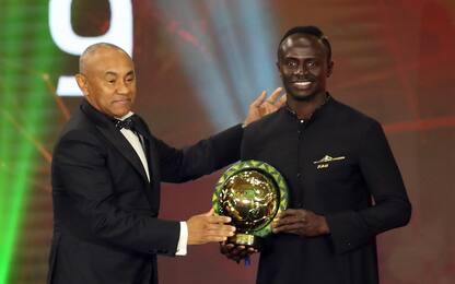 Pallone d'Oro africano, Mané batte Salah e Mahrez