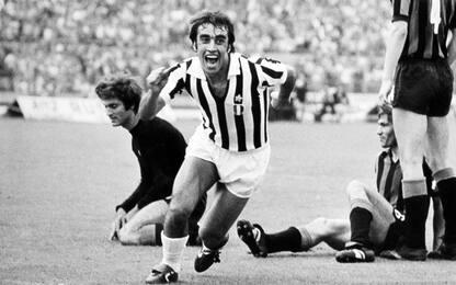 È morto Pietro Anastasi: il cordoglio del calcio