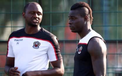 """Vieira: """"Balotelli non adatto a sport di squadra"""""""
