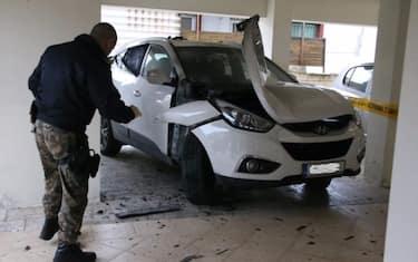 cipro arbitro attentato