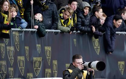 """PSV, tifosi """"appannati"""" nello stadio di Venlo"""
