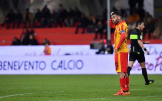 Benevento vs Cittadella - Coppa Italia 2018/2019, quarto turno.