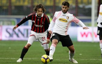 Campionato italiano di calcio 2009 / 2010 Serie A Tim Milan - Palermo