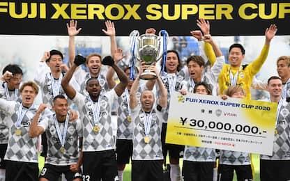 Iniesta show in Giappone: vince la Supercoppa