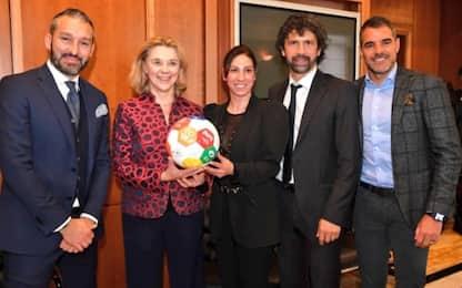 Lo sport  per la crescita: intesa Farnesina-AIC