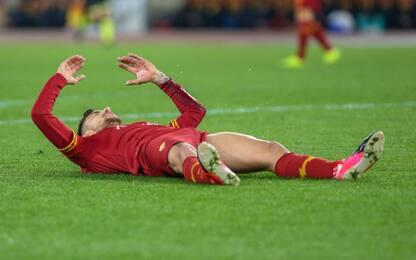 La Roma perde Pellegrini: starà fuori 10 giorni