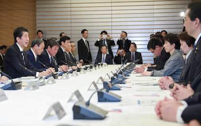 Giappone, organizzazione Olimpiade va avanti