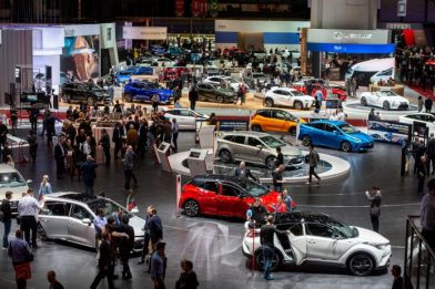 Fonti svizzere: sospeso Salone dell'auto Ginevra