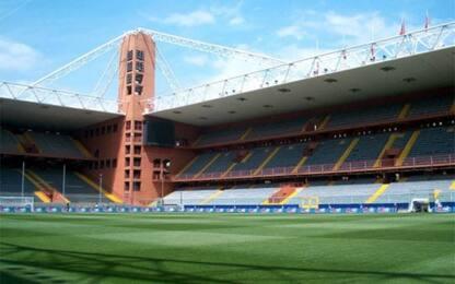Genoa-Sassuolo LIVE: out Strootman, c'è Behrami