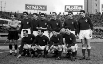 Formazione della Fiorentina