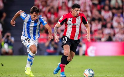 Real Sociedad-Athletic: sarà una finale basca