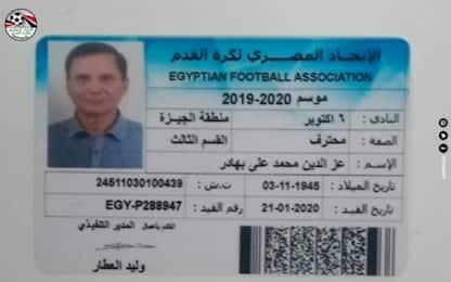 Egitto, gol a 75 anni: è il più anziano al mondo