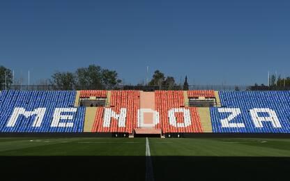 Il calcio si ferma anche in Argentina