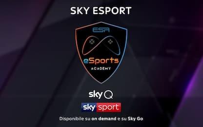 FIFA 20, su Sky arriva la eSports Academy