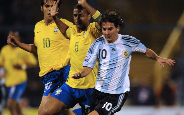 Felipe Melo Messi