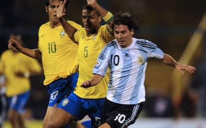 """Melo: """"Fermare Messi? Preso a calci a turno"""""""