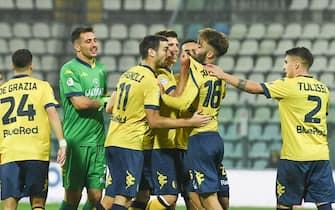 Modena vs  Vis Pesaro - Serie C 2019/2020