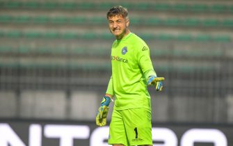 Monza vs AlbinoLeffe - Campionato italiano di calcio Serie C 201