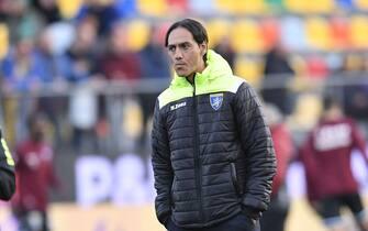 Frosinone vs Salernitana - Serie BKT 2019/2020