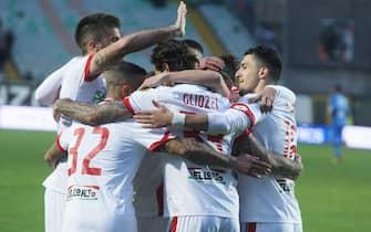 Robur Siena vs Monza - Serie C 2019/2020