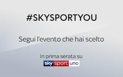 #SkySportYou, il match di Milito che avete scelto