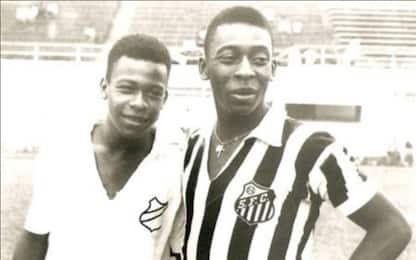 Lutto Pelé: morto a 77 anni il fratello Zoca