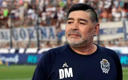 Niente retrocessioni in Argentina: Maradona salvo