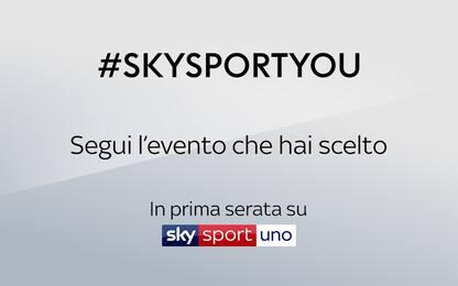 #SkySportYou: avete scelto Italia-Germania 4-3