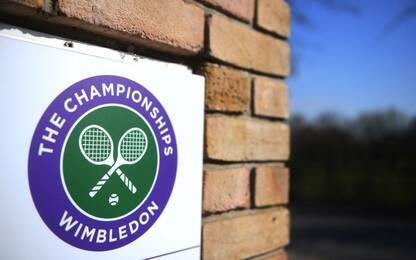 Tennis, ufficiale: cancellato torneo di Wimbledon
