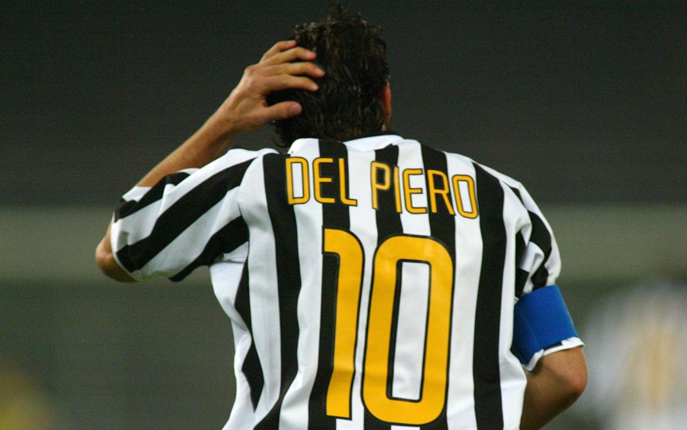 Alex Del Piero: tutte le maglie e i look della sua carriera | Sky ...