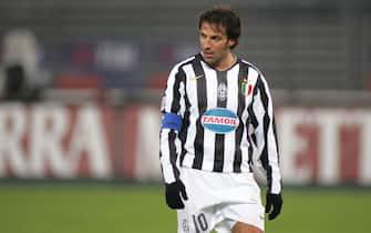 Juventus - Fiorentina - TIM Coppa Italia Ottavi di finale 2005 2