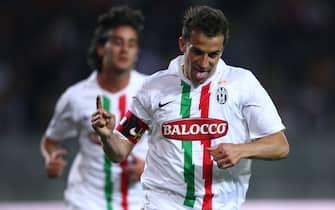 Juventus vs Chievo Verona - Campionato TIM Serie A 2010 2011 - S
