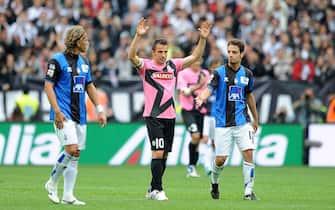 Juventus vs AtalantaCampionato di Serie A 2011 2012