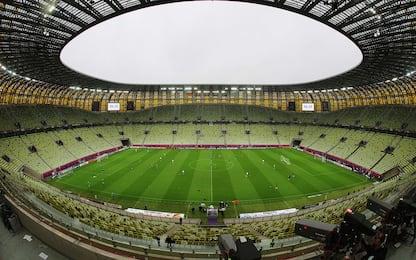 Finale Europa League, via libera a 9500 spettatori
