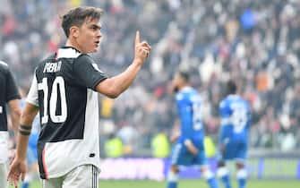 Soccer: Serie A Juventus-Brescia