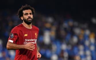 Champions League, Napoli vs Liverpool