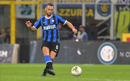 Inter, De Vrij ci sarà nel recupero contro la Samp