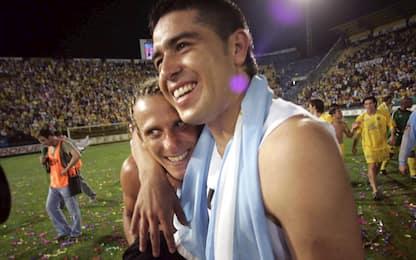 Super Villarreal, che coppie gol nel 2004-05