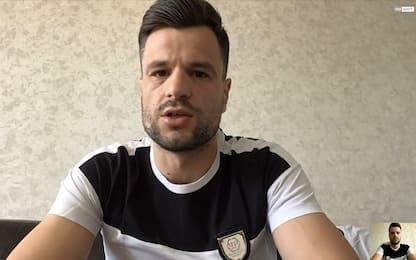 """Llullaku: """"La Bielorussia gioca, spero si fermino"""""""