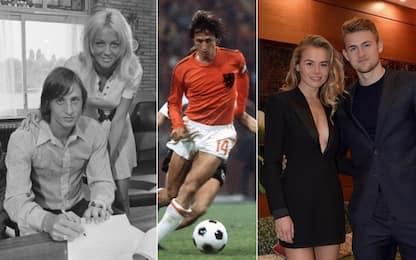 Olanda, dal calcio totale alle prime wags. FOTO