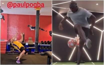 Ibra risponde a Pogba: numeri da fenomeno VIDEO