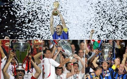 Mondiale e Champions: 2000, trionfi italiani. FOTO