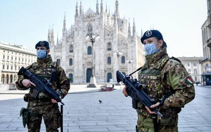In Lombardia 1.089 positivi in più, 238 vittime