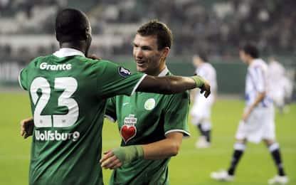 L'anno d'oro del Wolfsburg: le coppie gol 2008-09