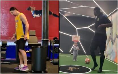 """Pogba rilancia, Ibra risponde: """"Game over"""". VIDEO"""