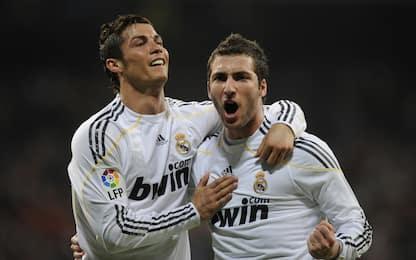 CR7-Higuain show: le migliori coppie gol 2009-10