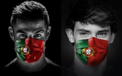 Portogallo di CR7 dona 1 milione: per i dilettanti