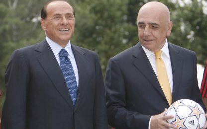 "Galliani spiega ""i giorni del Condor"". VIDEO"