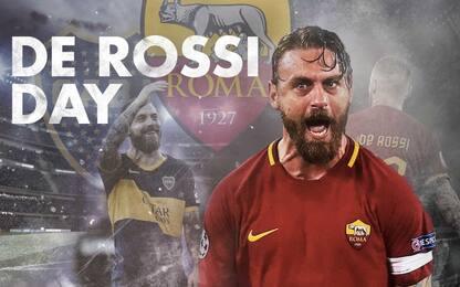 """Su Sky Sport Uno è """"De Rossi Day"""""""