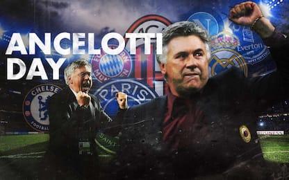 """Oggi su Sky Sport Uno è """"Ancelotti Day"""""""